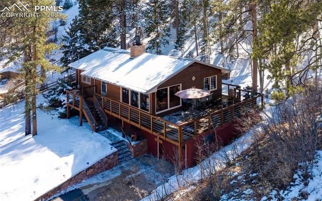 9835 Fountain Road, Cascade, CO 80809 (#9806298) :: The Treasure Davis Team | eXp Realty
