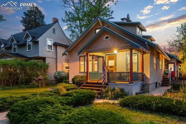 1332 N Tejon Street, Colorado Springs, CO 80903 (#9806743) :: Fisk Team, RE/MAX Properties, Inc.