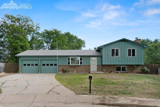6845 Cliff Palace Court, Colorado Springs, CO 80911 (#9810276) :: The Treasure Davis Team
