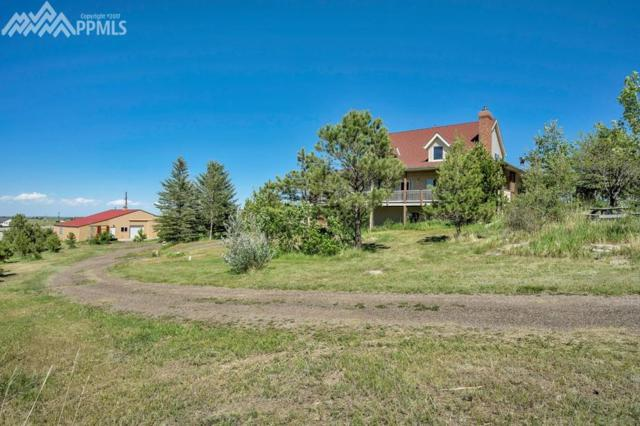 21501 County 37 Road, Elbert, CO 80106 (#9810560) :: 8z Real Estate