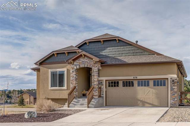 878 Gold Canyon Road, Monument, CO 80132 (#9810572) :: The Daniels Team