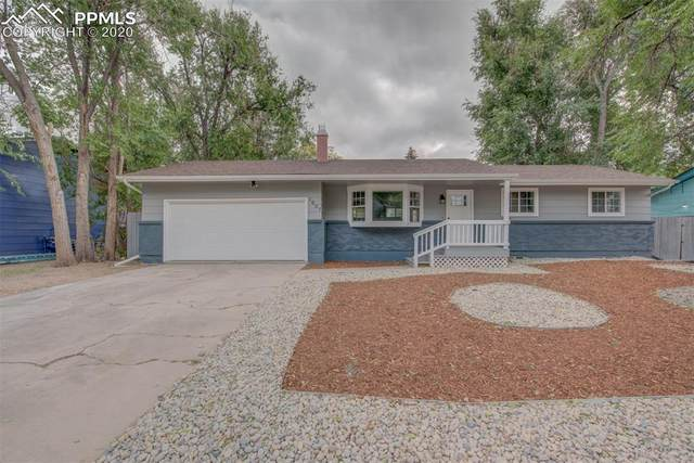1007 Fosdick Drive, Colorado Springs, CO 80909 (#9810803) :: The Kibler Group
