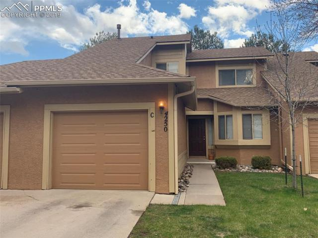4250 Autumn Heights Drive C, Colorado Springs, CO 80906 (#9814127) :: The Daniels Team