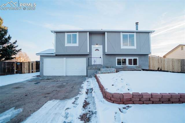 1115 Jet Wing Circle, Colorado Springs, CO 80916 (#9814951) :: Tommy Daly Home Team