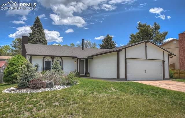 3145 Inspiration Drive, Colorado Springs, CO 80917 (#9816141) :: The Treasure Davis Team