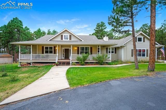 565 Powderhorn Drive, Monument, CO 80132 (#9818666) :: Finch & Gable Real Estate Co.