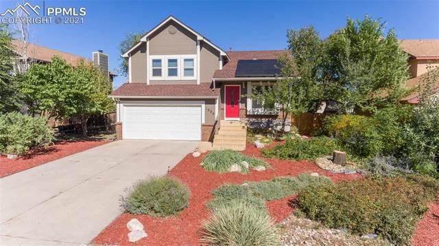 1336 N Canoe Creek Drive, Colorado Springs, CO 80906 (#9821411) :: 8z Real Estate