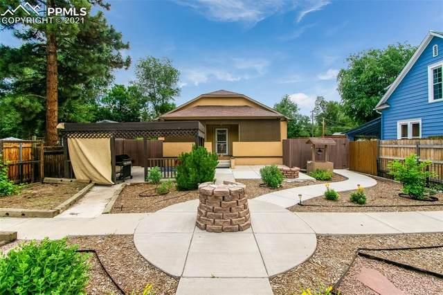 823 N Royer Street, Colorado Springs, CO 80903 (#9821814) :: Venterra Real Estate LLC