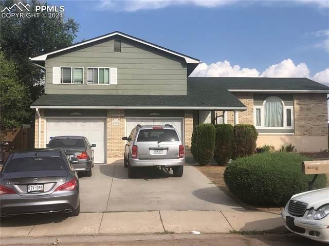6965 Sugar Creek Circle, Colorado Springs, CO 80911 (#9824054) :: Venterra Real Estate LLC