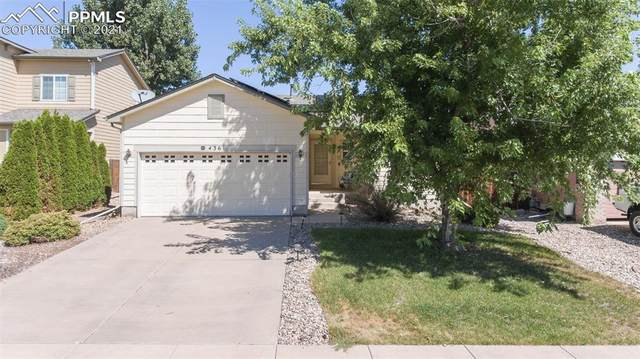 4361 Crow Creek Drive, Colorado Springs, CO 80922 (#9824146) :: Tommy Daly Home Team