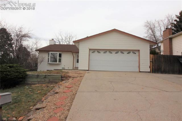 5456 E Descanso Circle, Colorado Springs, CO 80918 (#9826903) :: 8z Real Estate
