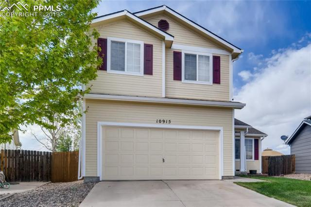 10915 Tidal Run Drive, Fountain, CO 80817 (#9827034) :: The Kibler Group