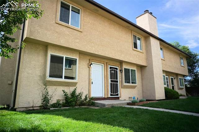3050 Starlight Circle, Colorado Springs, CO 80916 (#9827448) :: Finch & Gable Real Estate Co.
