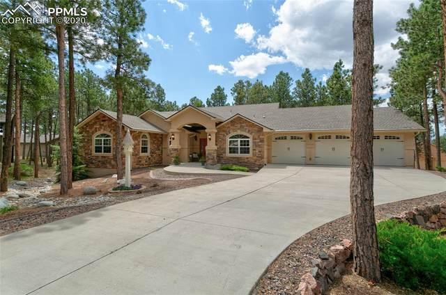77 Bridle Creek Court, Monument, CO 80132 (#9827467) :: 8z Real Estate