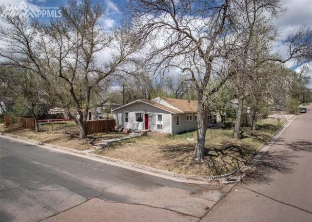 1928 E Monument Street, Colorado Springs, CO 80909 (#9828326) :: The Treasure Davis Team