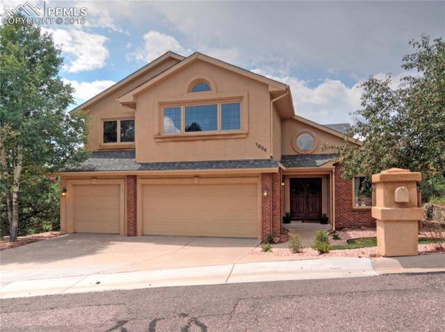 1854 Oak Hills Drive, Colorado Springs, CO 80919 (#9829487) :: 8z Real Estate