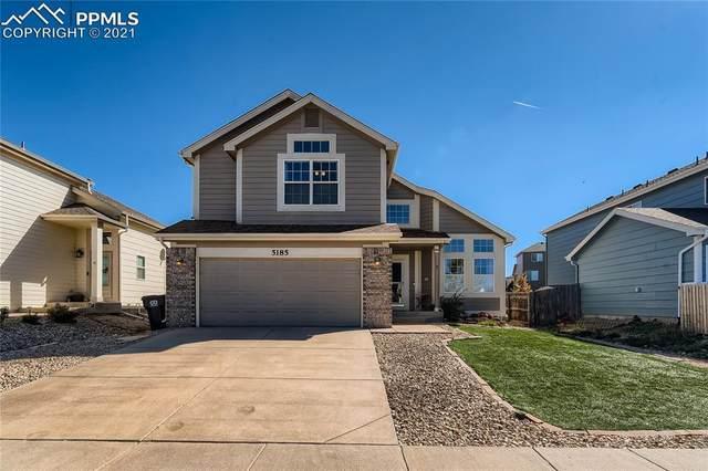 5185 Stone Fence Drive, Colorado Springs, CO 80922 (#9829689) :: 8z Real Estate