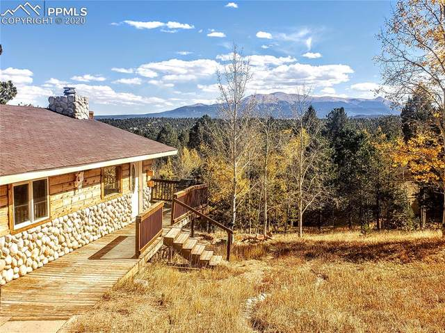424 Lost Lake Drive, Divide, CO 80814 (#9831107) :: 8z Real Estate