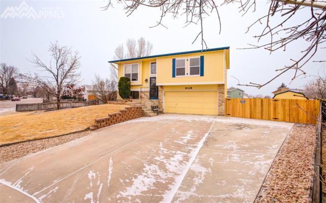 730 Badger Drive, Colorado Springs, CO 80916 (#9833257) :: Colorado Home Finder Realty