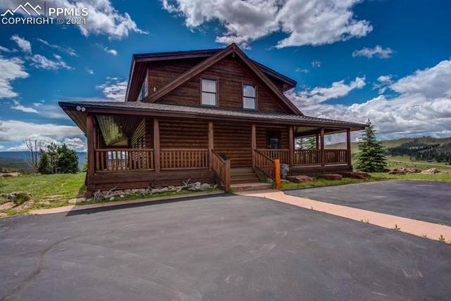 13338 Rebecca Overlook Circle, Woodland Park, CO 80863 (#9836496) :: Action Team Realty