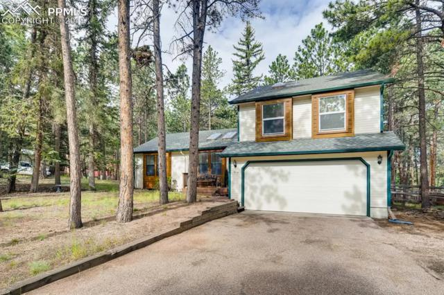 914 Centre Camino, Woodland Park, CO 80863 (#9838857) :: 8z Real Estate