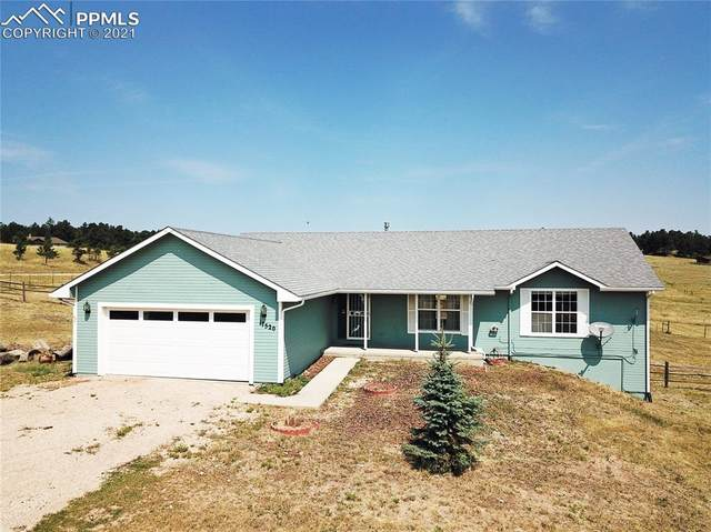 17520 Fremont Fort Road, Peyton, CO 80831 (#9839080) :: The Artisan Group at Keller Williams Premier Realty