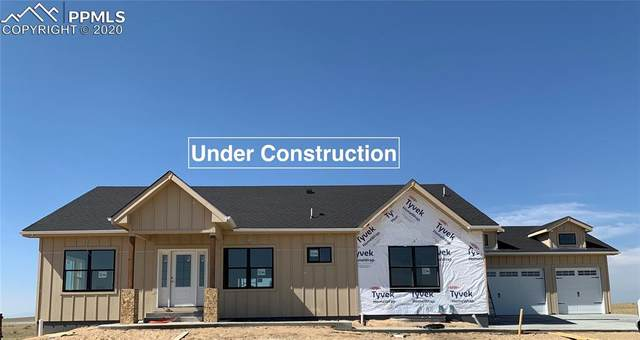 19510 Good Life View, Calhan, CO 80808 (#9839163) :: 8z Real Estate