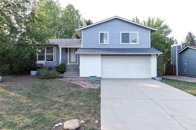3360 E Oak Creek Drive, Colorado Springs, CO 80906 (#9839417) :: Tommy Daly Home Team