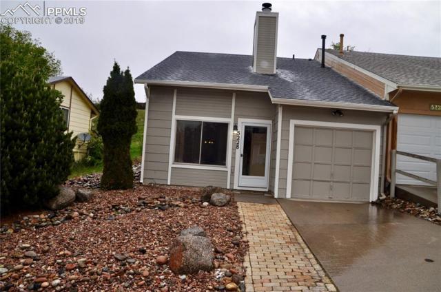 5228 Solar Ridge Drive, Colorado Springs, CO 80917 (#9839837) :: The Treasure Davis Team