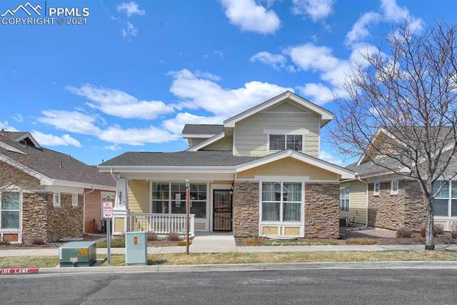 2824 Pioneer Meadows Point, Colorado Springs, CO 80907 (#9841054) :: The Kibler Group