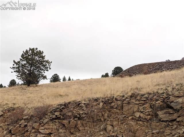 67 Highway 67 Highway, Cripple Creek, CO 80813 (#9841069) :: The Hunstiger Team