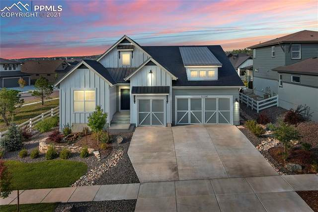 1110 Kelso Place, Colorado Springs, CO 80921 (#9841385) :: Tommy Daly Home Team