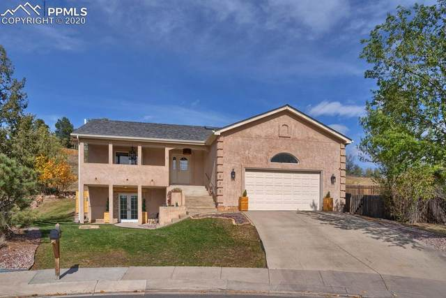 570 Crosstrail Drive, Colorado Springs, CO 80906 (#9842572) :: Action Team Realty