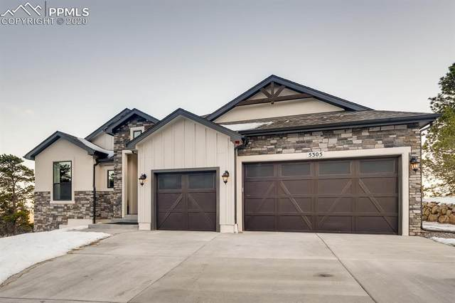 5365 Old Star Ranch View, Colorado Springs, CO 80906 (#9845227) :: The Daniels Team