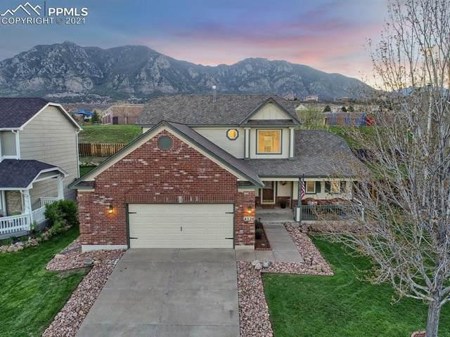 4120 Danceglen Drive, Colorado Springs, CO 80906 (#9849103) :: The Daniels Team
