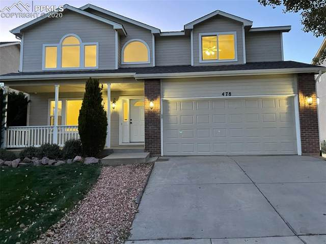 478 Gold Claim Terrace, Colorado Springs, CO 80905 (#9850347) :: Action Team Realty