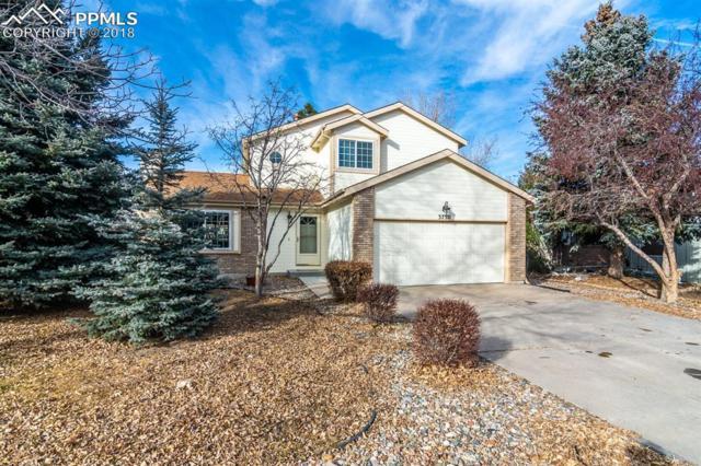 3750 Moose Run Drive, Colorado Springs, CO 80918 (#9851050) :: The Daniels Team