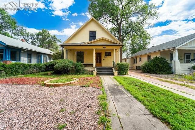 1015 E Boulder Street, Colorado Springs, CO 80903 (#9853060) :: Action Team Realty