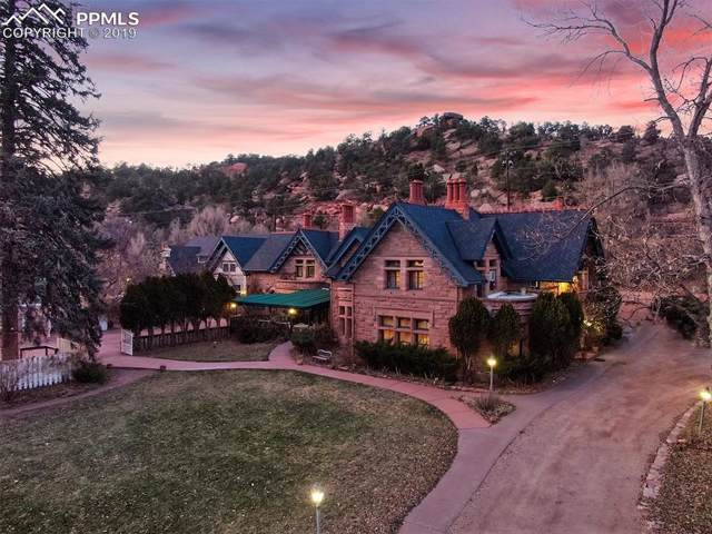 404 Manitou Avenue, Manitou Springs, CO 80829 (#9855135) :: 8z Real Estate
