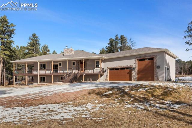 7655 Pinery Circle, Colorado Springs, CO 80908 (#9857288) :: The Hunstiger Team
