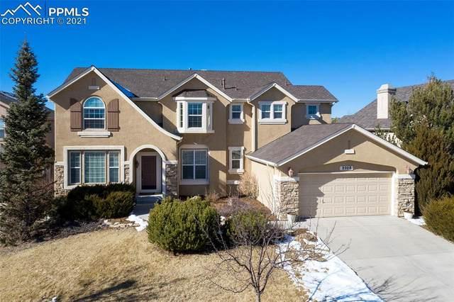2325 Diamond Creek Drive, Colorado Springs, CO 80921 (#9857801) :: 8z Real Estate