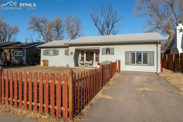 124 Norman Drive, Colorado Springs, CO 80911 (#9859750) :: The Daniels Team