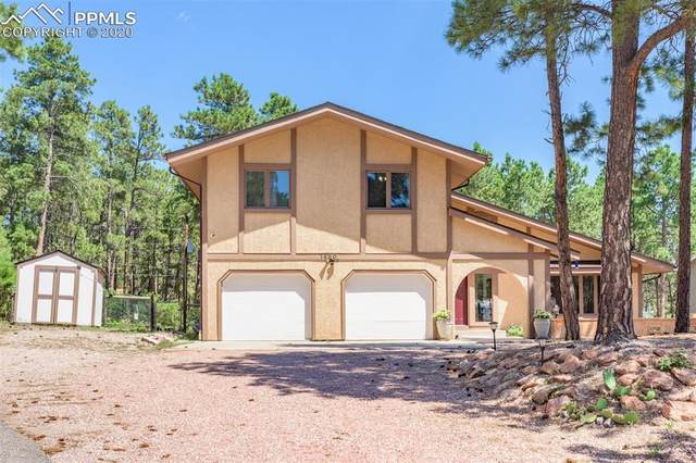 1420 Tari Drive, Colorado Springs, CO 80921 (#9860161) :: Colorado Home Finder Realty