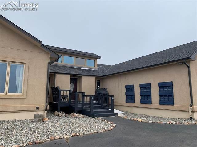 100 Pennsylvania Avenue, Woodland Park, CO 80863 (#9861725) :: Finch & Gable Real Estate Co.