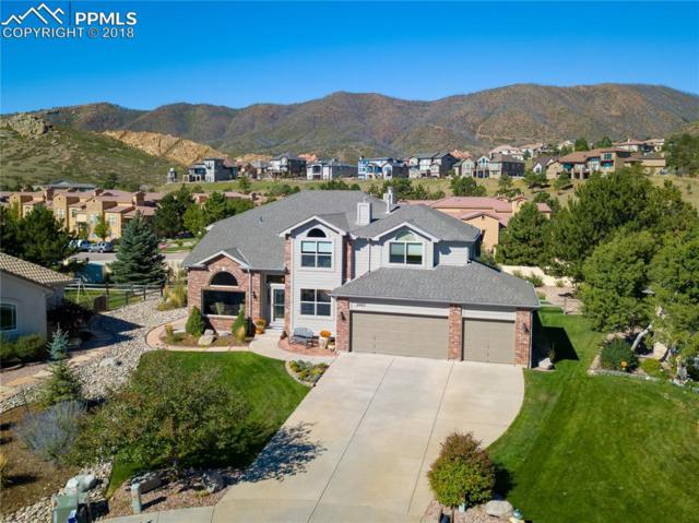 2405 Regal View Court, Colorado Springs, CO 80919 (#9862808) :: The Treasure Davis Team