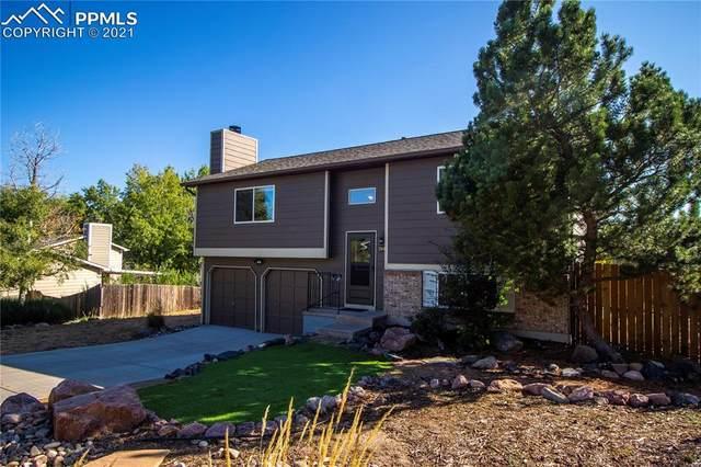 2045 Rimwood Drive, Colorado Springs, CO 80918 (#9864631) :: Relevate | Denver