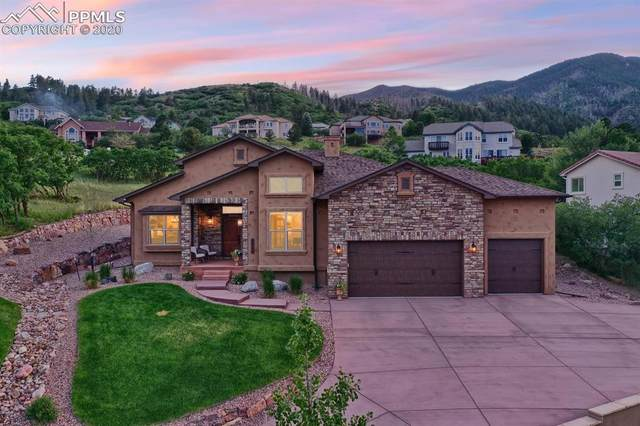 8020 Hedgewood Way, Colorado Springs, CO 80919 (#9865061) :: Tommy Daly Home Team