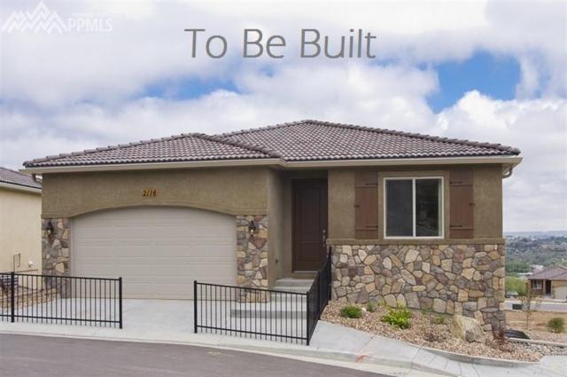 86 Mountain Spirit Point, Colorado Springs, CO 80904 (#9867481) :: 8z Real Estate