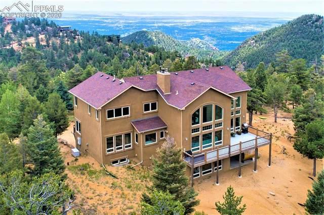 376 Summit Ridge Road, Manitou Springs, CO 80829 (#9869729) :: Fisk Team, RE/MAX Properties, Inc.