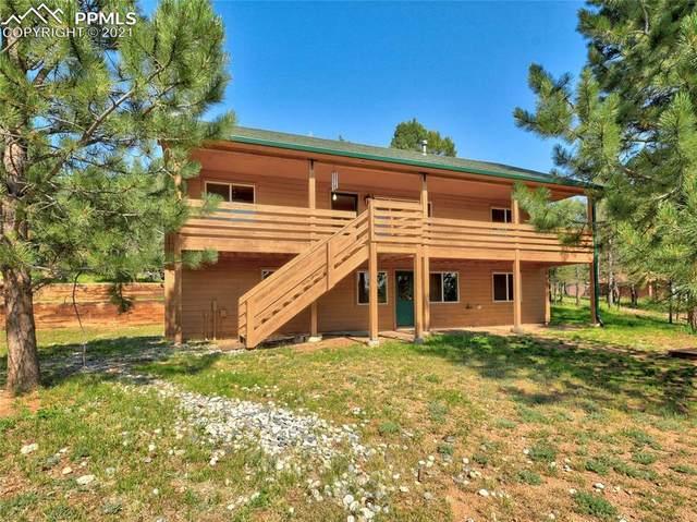 261 Black Mesa Circle, Florissant, CO 80816 (#9871512) :: Venterra Real Estate LLC